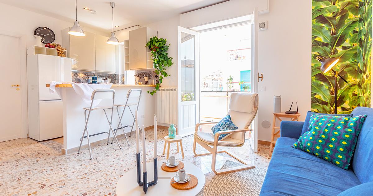 Sicilia ☀+ La casa vacanza Maison Brigitte