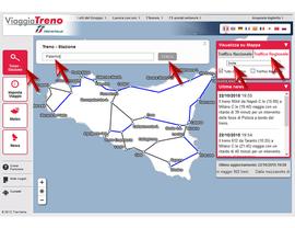 Cartina Ferroviaria Sicilia.Trenitalia Orari E Consigli Utili