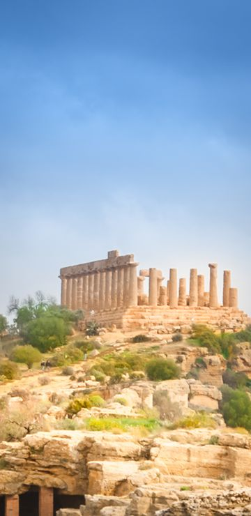 Sicily Valley of the Temples