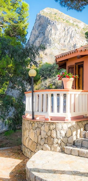 Sicily - Holiday lettings - Bagheria - Mer et Soleil