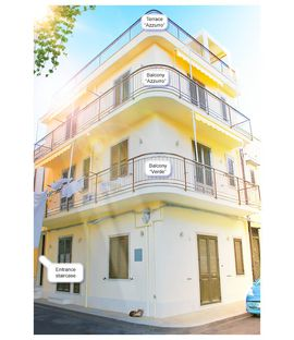 Sicily Holiday Apartments In Casa Chlo