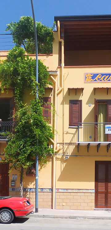 Sicily - Holiday lettings - Santa Flavia - Casa Maria