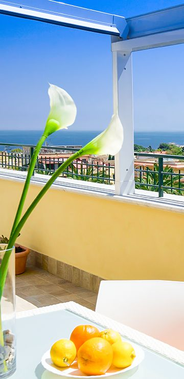 Sicily - Holiday lettings - Santa Flavia - Casa Panorama