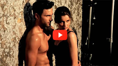 "Start video ""Behind the scenes of Dolce & Gabbana's sexy shoot in Sicily"""