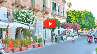 "Start video ""Syracuse - Sicily - Italy - UNESCO World Heritage Sites"""