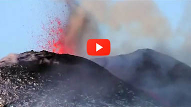"Start video ""Etna, Patrimonio dell'Umanità (World Heritage Site)"""
