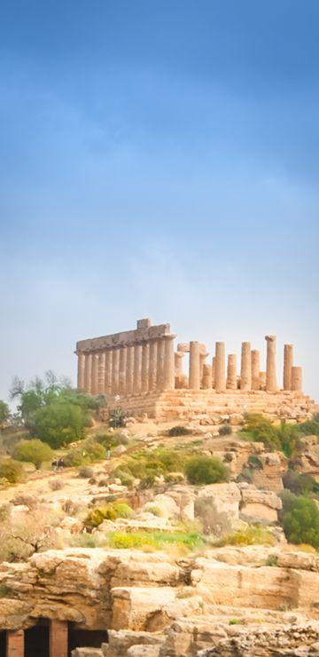 sizilien die sch nsten griechischen tempel der welt. Black Bedroom Furniture Sets. Home Design Ideas