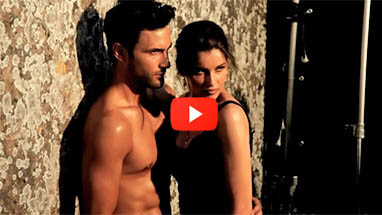 "Video ""Behind the scenes of Dolce & Gabbana's sexy shoot in Sicily"" starten"